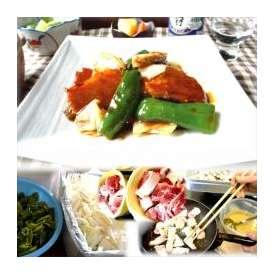 回鍋肉 ホイコーロー 1パック 敬老の日 惣菜 お惣菜 おかず お試し セット 冷凍 無添加 お弁当