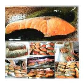 焼鮭 1袋 敬老の日惣菜 お惣菜 おかず お試し セット 冷凍 無添加 お弁当