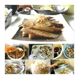 ごぼうの京旨煮 1パック 敬老の日 惣菜 お惣菜 おかず お試し セット 冷凍 無添加 お弁当