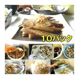 ごぼうの京旨煮 10パック 敬老の日 惣菜 お惣菜 おかず お試し セット 冷凍 無添加 お弁当