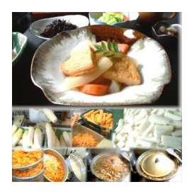 大根と平天の炊いたん 敬老の日 惣菜 お惣菜 おかず お試し セット 冷凍 無添加 お弁当