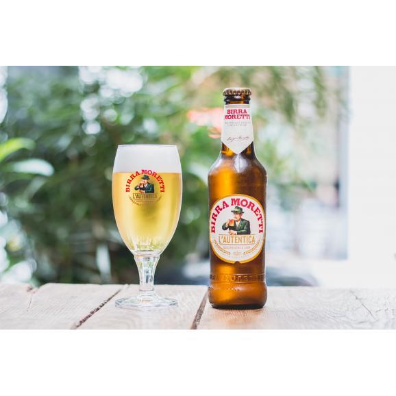 モレッティ ビール 【330ml瓶×6本】04