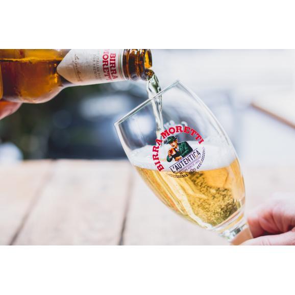 モレッティ ビール 【330ml瓶×6本】05