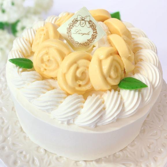 冷凍生ケーキ「ジュエルローズ トロピカル」誕生日ケーキ・記念日01