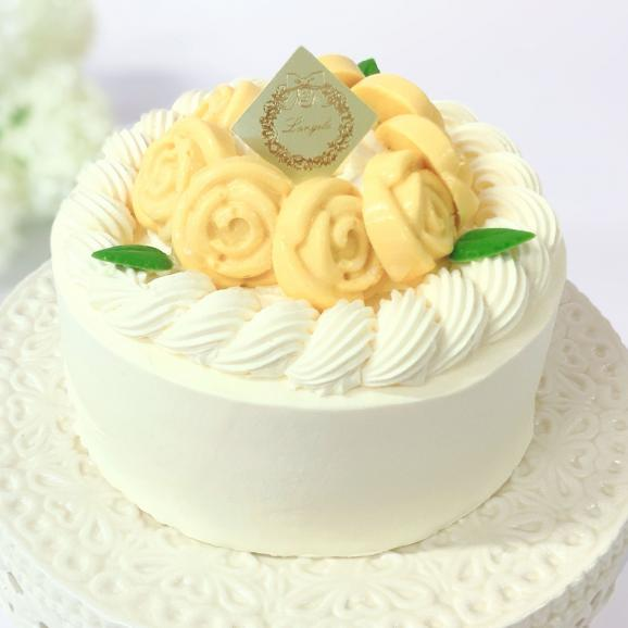 冷凍生ケーキ「ジュエルローズ トロピカル」誕生日ケーキ・記念日02