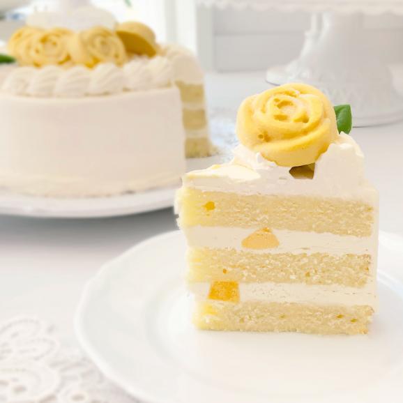 冷凍生ケーキ「ジュエルローズ トロピカル」誕生日ケーキ・記念日03