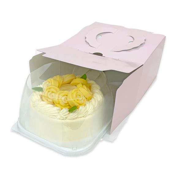 冷凍生ケーキ「ジュエルローズ トロピカル」誕生日ケーキ・記念日04