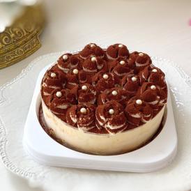純生・冷凍ケーキ「ティラミスローズ」誕生日ケーキ・記念日