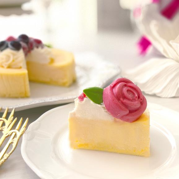 冷凍生ケーキ「ベイクドチーズケーキ」誕生日ケーキ・記念日02
