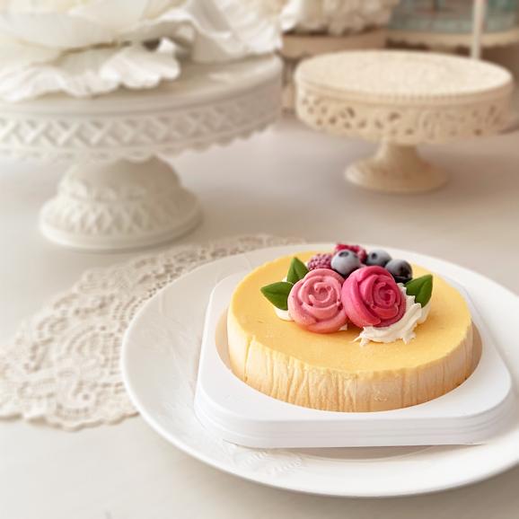 冷凍生ケーキ「ベイクドチーズケーキ」誕生日ケーキ・記念日03