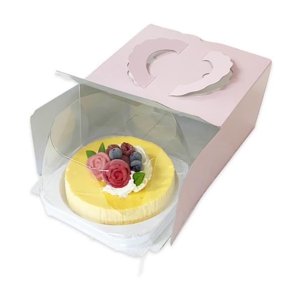 冷凍生ケーキ「ベイクドチーズケーキ」誕生日ケーキ・記念日04
