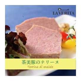 トスカーナの秘伝レシピ!豚本来の味を大事にし、余計なものを加えないシンプルなテリーヌ。
