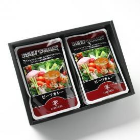 【特別価格3割引き・送料無料】オリジナルビーフカレー(25袋入)※通常価格21600円を15120円で販売いたします。