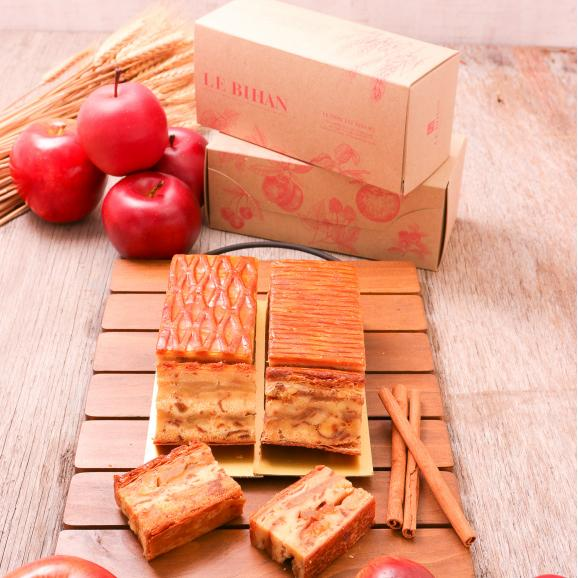 〜ブルターニュからの贈り物〜ミッシェルさん家のシナモンリンゴパイ03