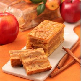 【ル ビアンロゴ入りペティナイフ付き】〜ブルターニュからの贈り物〜ミッシェルさん家のシナモンリンゴパイ