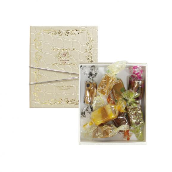 【フランス直輸入】キャラメル8粒 (ブック型贈答箱入)03