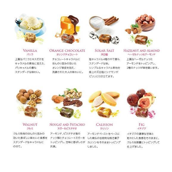 【フランス直輸入】キャラメル8粒 (ブック型贈答箱入)05