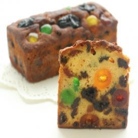 ルコントのスペシャリテであるフルーツケーキをお召しあがりやすい個包装でご用意しました。