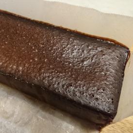 小麦粉不使用。良質なチョコレート・卵・バター・砂糖だけを使ったチョコレートケーキ!
