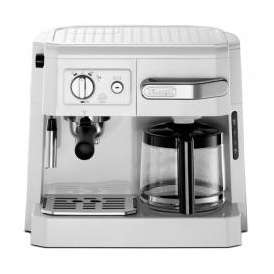 【ポイント10倍】【送料無料】デロンギ コンビ コーヒーメーカー [BCO410J-W]