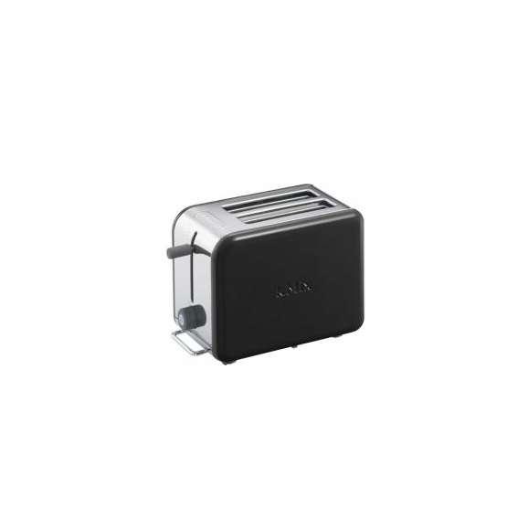 【ポイント10倍】【送料無料】デロンギ ポップアップトースター ペッパーコーン(ブラック) [TTM020J-BK]