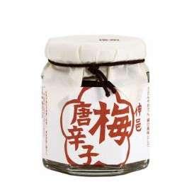 日本の食べる調味料 梅唐辛子 [UA-82]