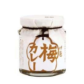 日本の食べる調味料 梅カレー [UA-83]