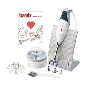 【ポイント10倍】【送料無料】bamix バーミックス M300 ベーシック ホワイト[M300-BW]