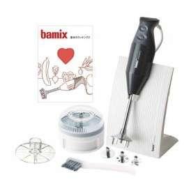 【ポイント10倍】【送料無料】bamix バーミックス M300 ベーシック グレー[M300-BG]