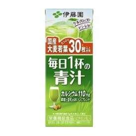 伊藤園 毎日1杯の青汁 紙パック200ml/24本入 [37-102]