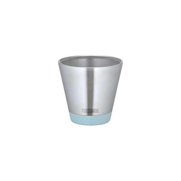 サーモス 真空断熱カップ 400ml ブルー [JDD-400(BL)]01