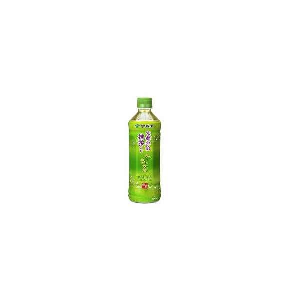 伊藤園京都宇治抹茶入りおーいお茶PET500ml/24本入[37-116]