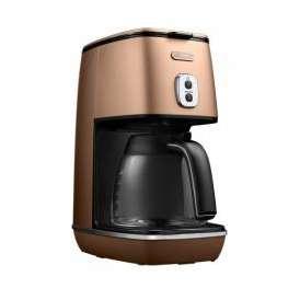 【送料無料】デロンギ ディスティンタコレクション ドリップコーヒーメーカー スタイルコッパー [ICMI011J-CP]