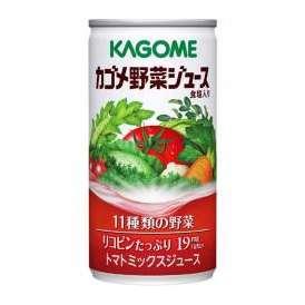 カゴメ 野菜ジュース [190g×30缶]