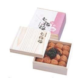 最高級 南高梅「七福梅」 450g(木箱入り) [41G30]