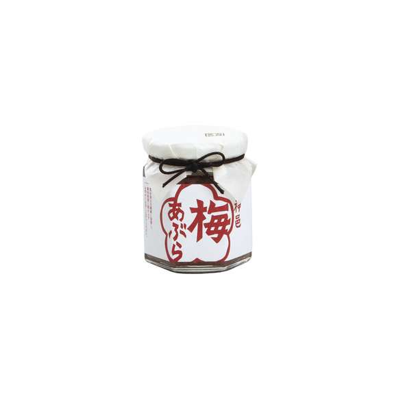 【TV、雑誌で話題沸騰!】 日本の食べる調味料 梅あぶら  [UA-80]01