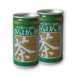 さんけん茶ドリンク190g缶×30本