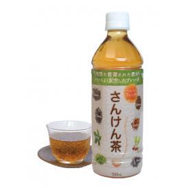スズケン さんけん茶ペットボトル 500ml×24本