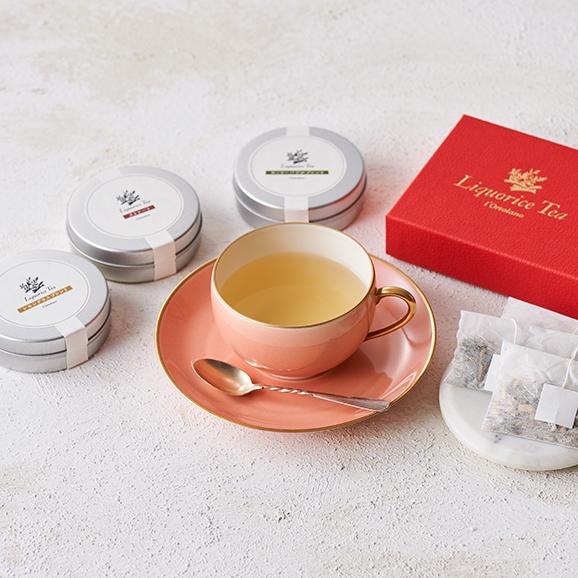 Liquorice Tea 3種セット01