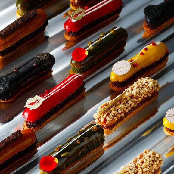 厳選された6種類の異なるフィリング プレミアムな 生チョコレート エクレアートショコラ プレミアム ECLAIR-ART CHOCOLAT03