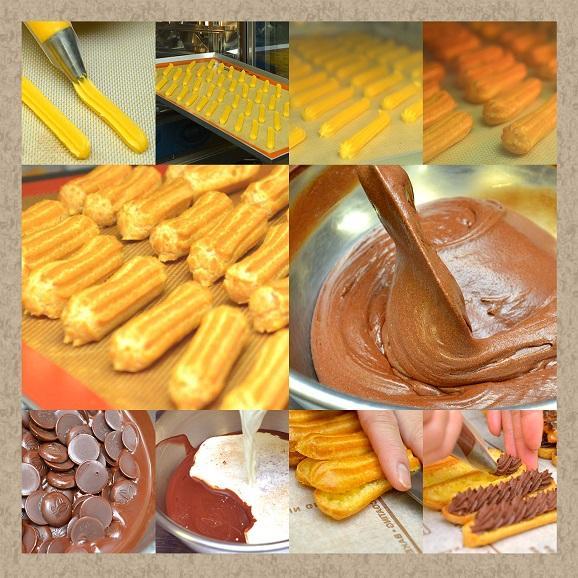 厳選された2種類のフィリング プレミアムな生チョコレート エクレアートショコラ ドゥ Eclair-Art Chocolat Deux03