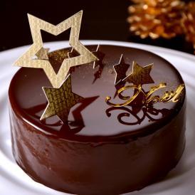 【クリスマス】チョコレートケーキ Etoiles Chocolat エトワール ショコラ