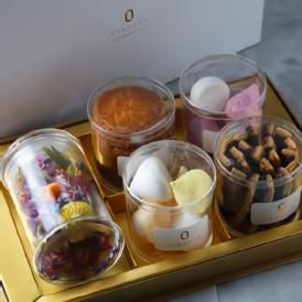 ドライフラワーボトルと焼き菓子のセット MOTHER'S DAY SECS ASSORT SALE - 母の日セックアソートサレ -