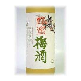 和歌山 中野BC 紀州 蜂蜜梅酒 720ml
