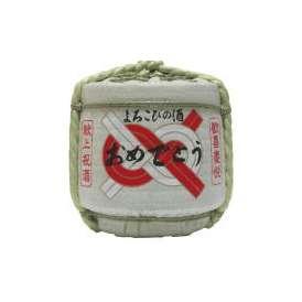 和歌山県 初光酒造 おめでとう 鏡開き用菰樽 4斗樽