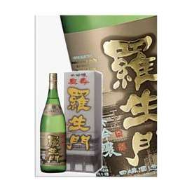 和歌山県 田端酒造 羅生門 「鳳寿」 大吟醸 1.8L 化粧箱入