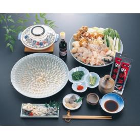 【送料無料】4人前フルコース【下関三海の極味】
