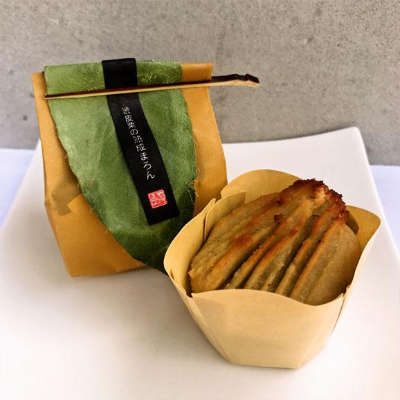 渋皮栗の熟成マロン 8個入01