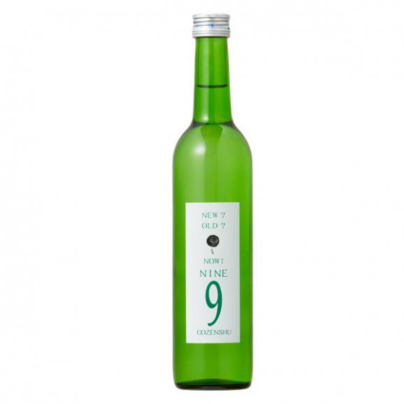 GOZENSHU9(NINE)レギュラーボトル - 500ml01