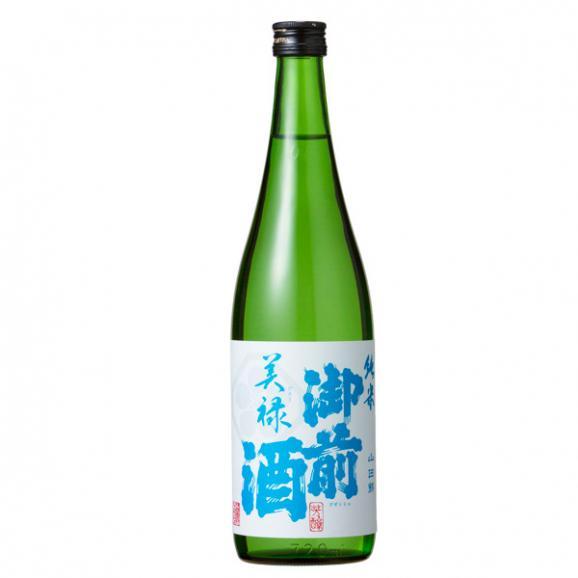 御前酒 純米 美禄 - 1800ml01